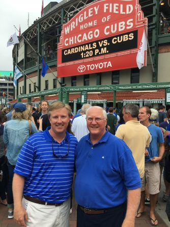 Financial Analysts - Kern Campbell - Wrigley Field, Chicago