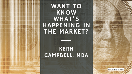 Want to Know What's Happening in the Market?